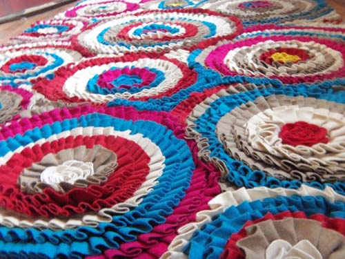 Wool Felt Area Rug Manufacturers In Uk